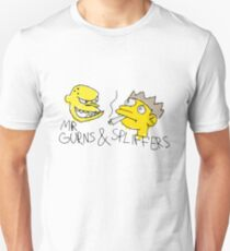 Mr Gurns and Spliffers Unisex T-Shirt