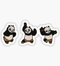 Trio of Pos Sticker