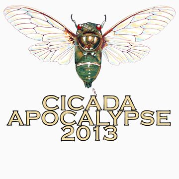 Cicada Apocalypse 2013 by Spidersknee