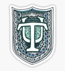 TU Sticker