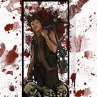 Daryl Dixon by ratgirlstudios
