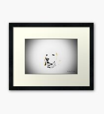 The Inimitable Doctor Watson  Framed Print