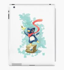 Party Penguin iPad Case/Skin