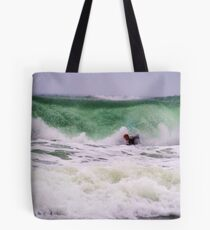 Boogie Boarder Tote Bag