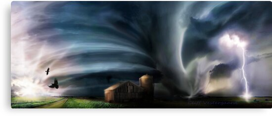 Great Plains by Cliff Vestergaard