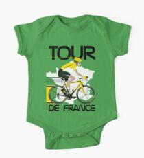 Tour De France One Piece - Short Sleeve