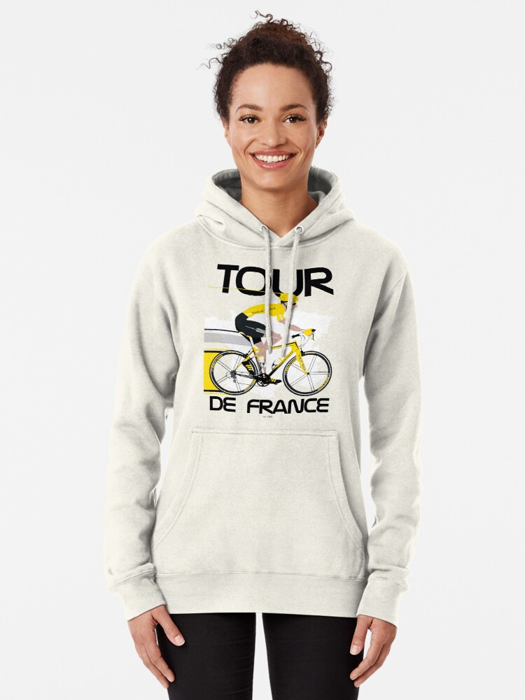 Alternate view of Tour De France Pullover Hoodie