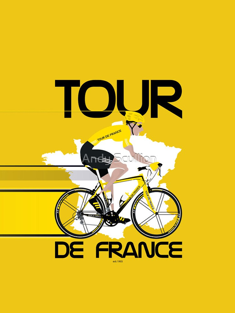 Tour De France by AndyScullion