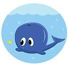Whale by EmilyListon4