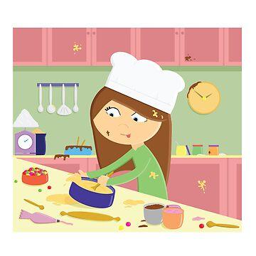 Messy Cook! by EmilyListon4