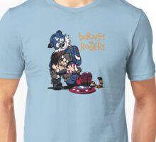 Imagined We Fall Unisex T-Shirt