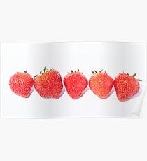 strawberrys Poster