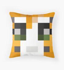 Stampy Minecraft skin Throw Pillow