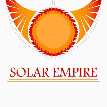 Solar empire  by TheCrimzon