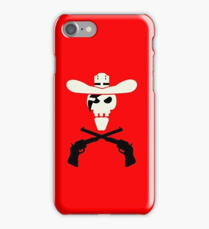Dead Cowboy VRS2 iPhone Case/Skin