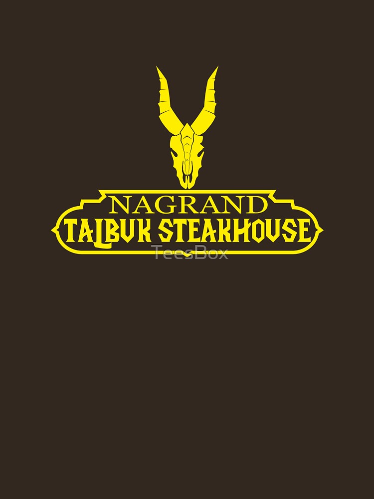 Nagrand Talbuk Steakhouse by TeesBox
