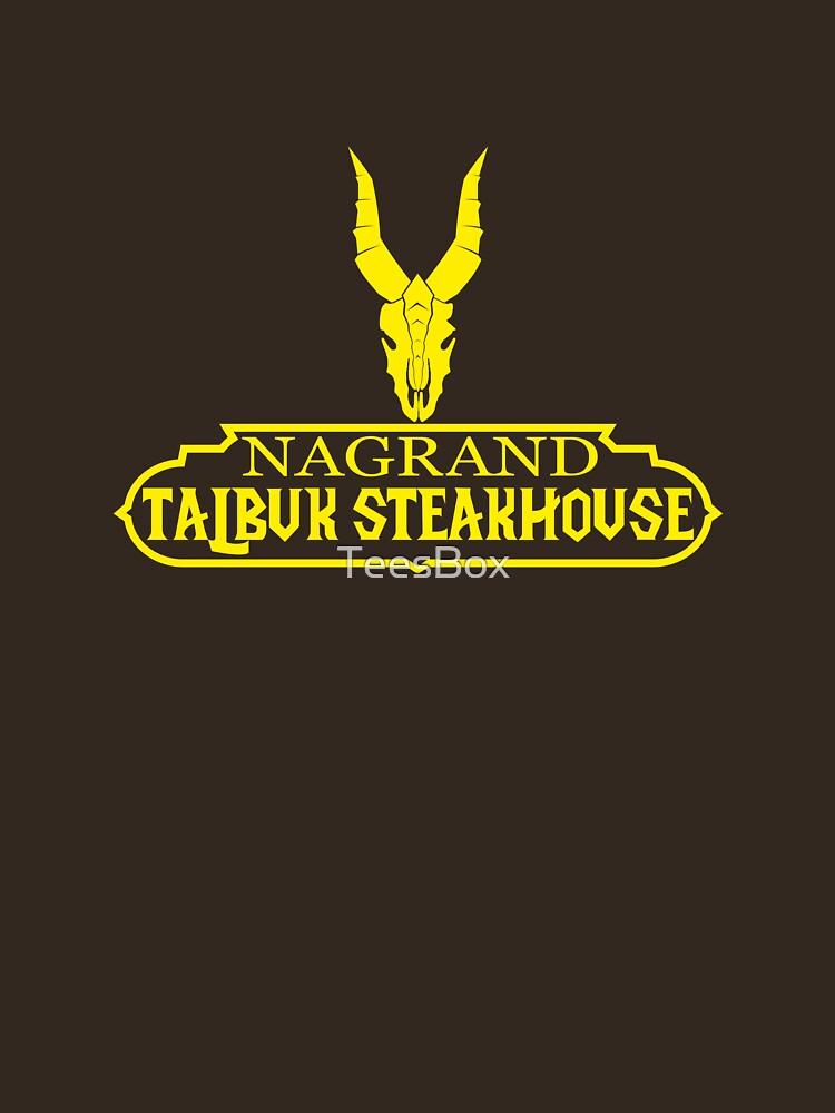Nagrand Talbuk Steakhouse by TeesBox