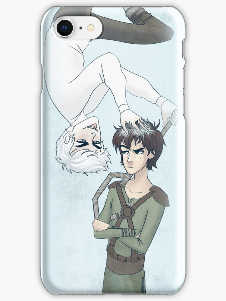 Troublemaker ~ HiJack Phone Case by skarl3tte
