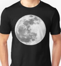 Man on the moon Slim Fit T-Shirt