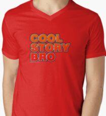 Cool Story Bro Men's V-Neck T-Shirt