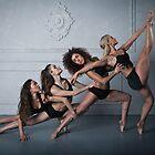 Dancers by Darren Bell
