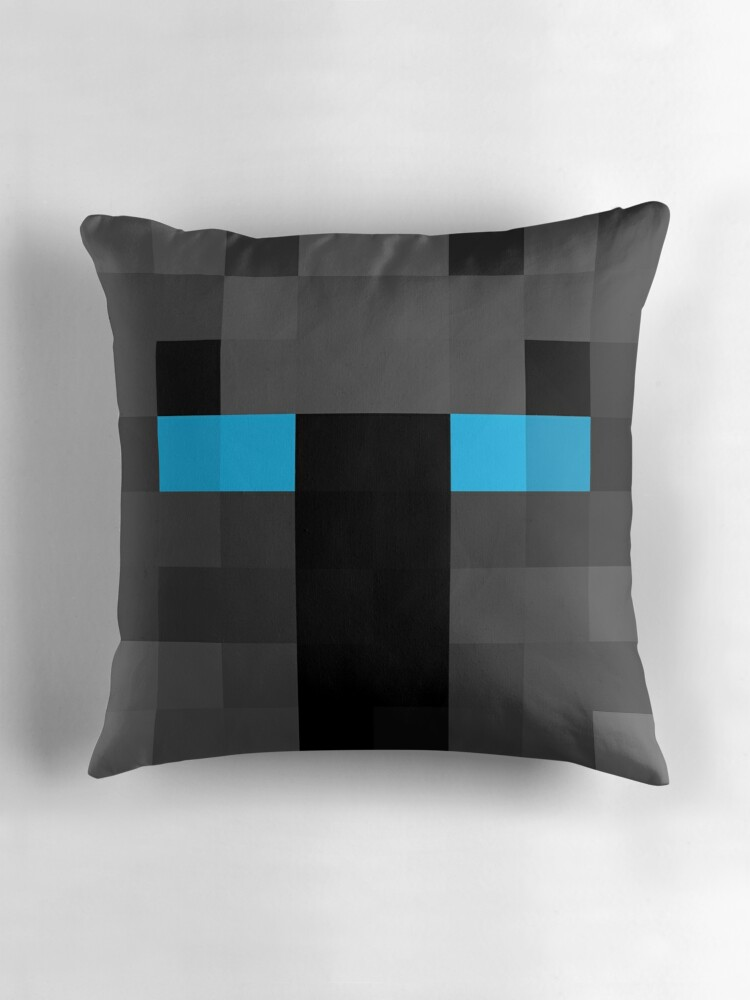 Quot Popularmmos Minecraft Skin Quot Throw Pillows By