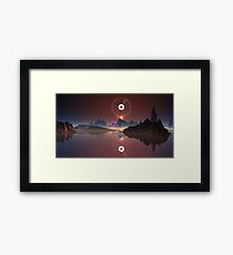 Dreamcatcher - Reflections Framed Print