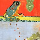 Frog Totem by Heidi Van Impe