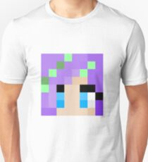 iHasCupquake Minecraft skin T-Shirt