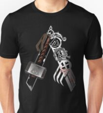 Asgardian Pride (Blood) Unisex T-Shirt
