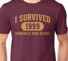 I Survived Sunnydale High Unisex T-Shirt