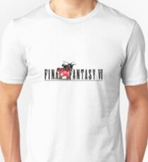 Block Fantasy VI Unisex T-Shirt