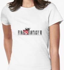 Block Fantasy VI Women's Fitted T-Shirt