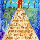 Irish Home Blessing by Eva C. Crawford