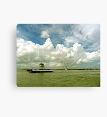 Port Aransas, Texas Canvas Print