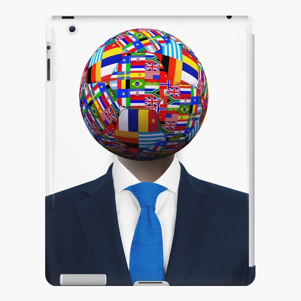 Global Business Funda y vinilo para iPad