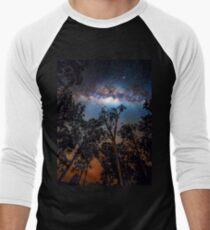 Fire in the Sky Men's Baseball ¾ T-Shirt