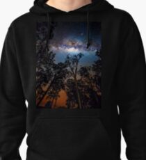 Fire in the Sky Pullover Hoodie
