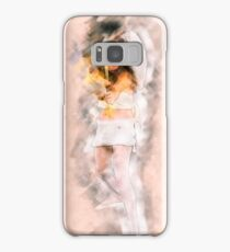 Cupid (Greek Eros) the god of desire, affection and erotic love In Roman mythology, Samsung Galaxy Case/Skin