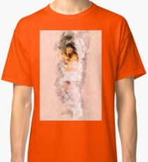 Cupid (Greek Eros) the god of desire, affection and erotic love In Roman mythology, Classic T-Shirt