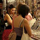 Girls & their shopping by liza1880
