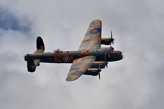 Dambusters 70 Years On - BBMF Lancaster - HDR by Colin  Williams Photography