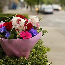 A Bouquet on Cambie Street by Wolf Read