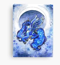 The Mare in the Moon Canvas Print