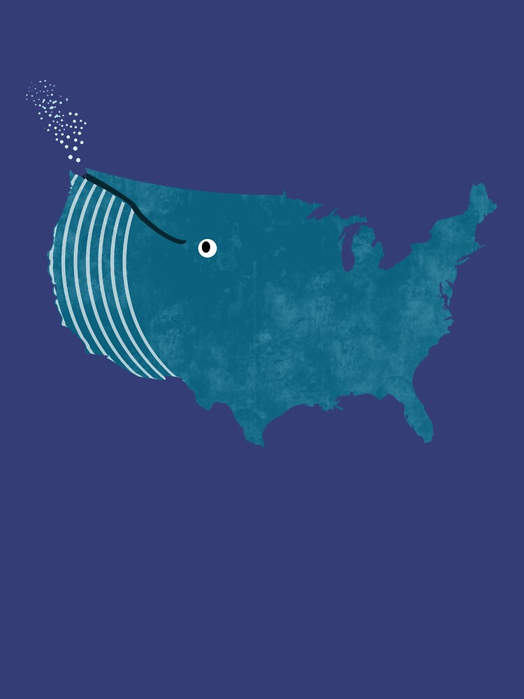 AmeriWhale The Beautiful by orphanelliott