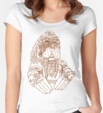 Mighty Walrus Women's Fitted Scoop T-Shirt