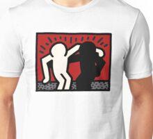 haring - peace Unisex T-Shirt