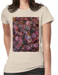 Candied Fruit Womens Fitted T-Shirt
