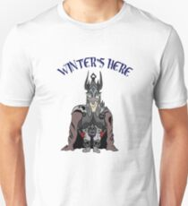 Winter's here T-Shirt