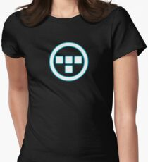 Tron Uprising  Womens Fitted T-Shirt